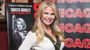 """Christie Brinkley will be on """"Dancing With the"""
