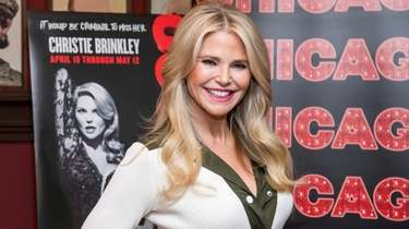 "Christie Brinkley will be on ""Dancing With the"