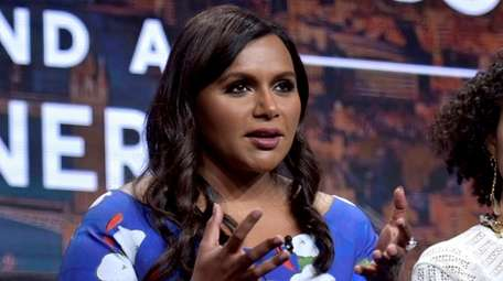 "Mindy Kaling says ""Four Weddings and a Funeral"""