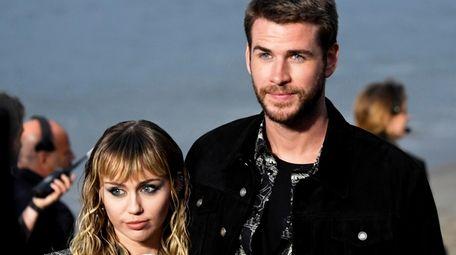 Miley Cyrus and Liam Hemsworth announced their split