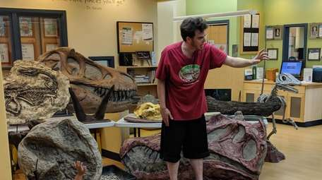 Dinosaurs Rock teaches kids about how dinosaurs lived