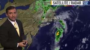 Long Islanders may well be dodging downpours Wednesday,