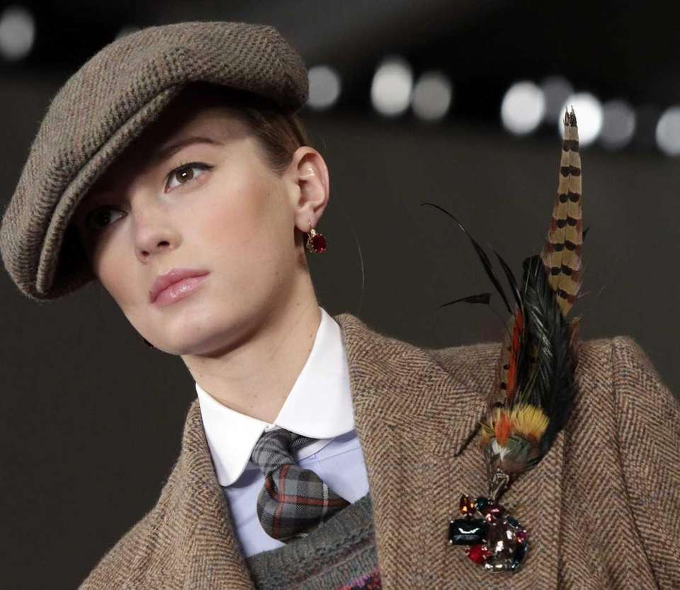 Fashion from the Fall 2012 collection of Ralph