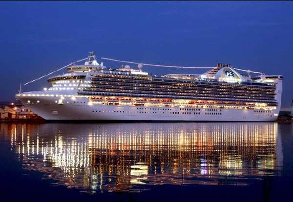 Princess Cruises is offering a sale on its