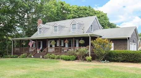 This Aquebogue home is on the market for