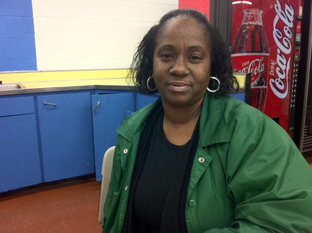 Shelly Williams has lived in Wyandanch since she