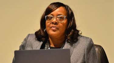 Regina Armstrong, acting superintendent of Hempstead schools, said