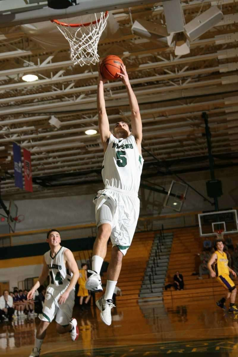 Locust Valley HS's Alex Rowa steals the ball
