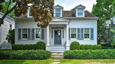 This Sag Harbor home is on the market