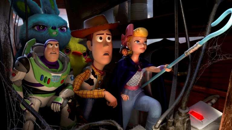 """Toy Story 4"" was one of the summer's"