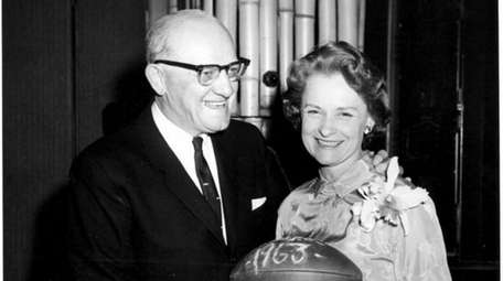 Chicago Bears founder George Halas and future team