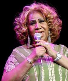 Aretha Franklin performs at Radio City Music Hall