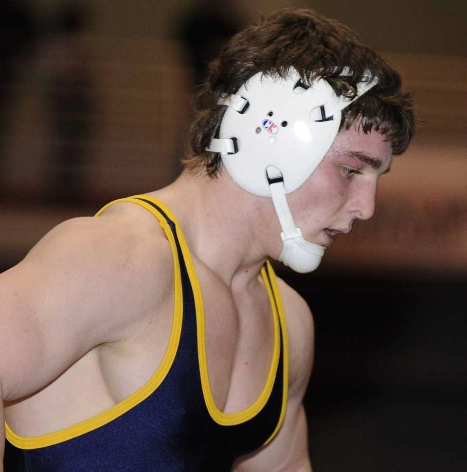 ZAK MULLEN Shoreham-Wading River 160 pounds at-large bid