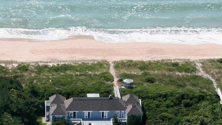 The one-time summer vacation home of Secretary of
