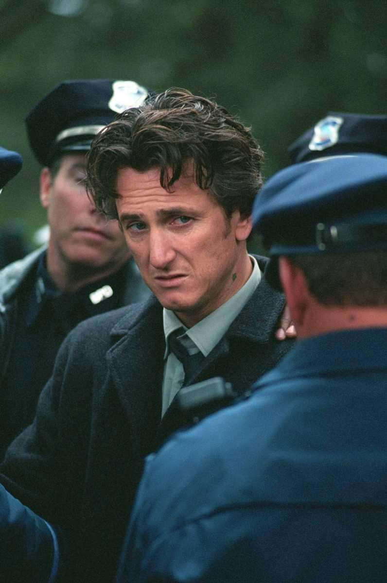 Sean Penn, in a scene from the 2003