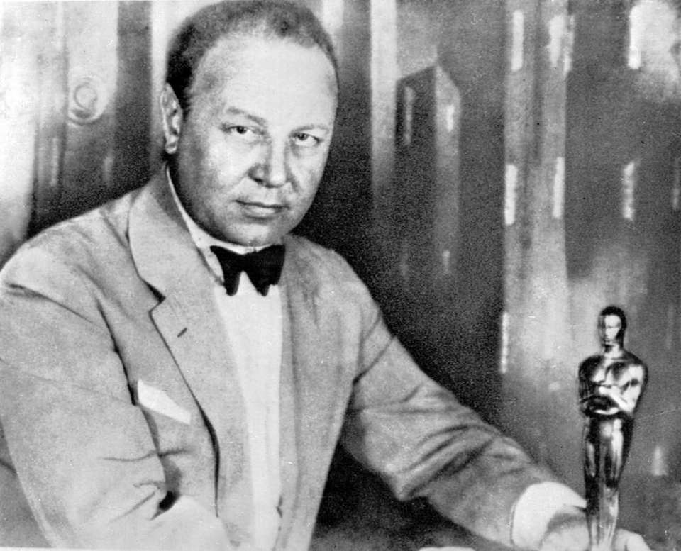 Emil Jannings, winner of the 1929 Academy Award