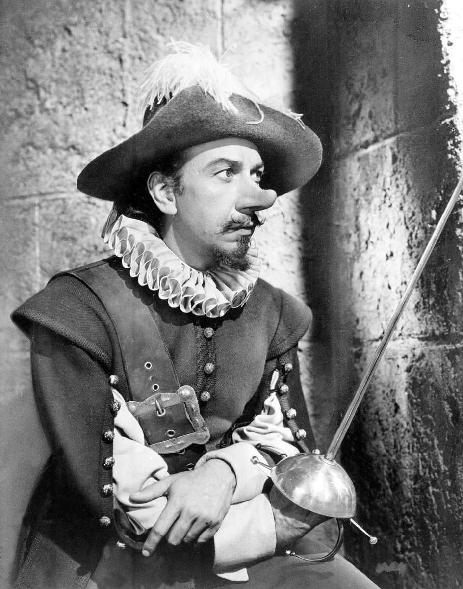 Actor Jose Ferrer, in a scene from the