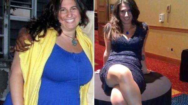 Danielle Asher joined Weight Watchers and changed her