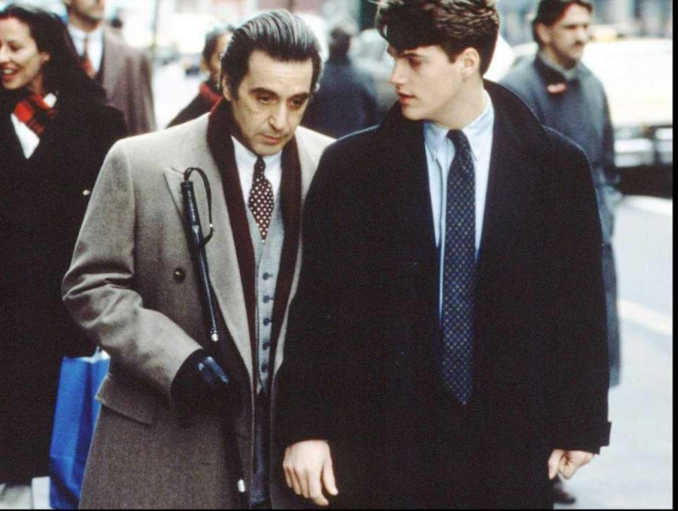 Al Pacino (left), in a scene from the