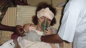 In this April 17, 2001 file photo, Sri