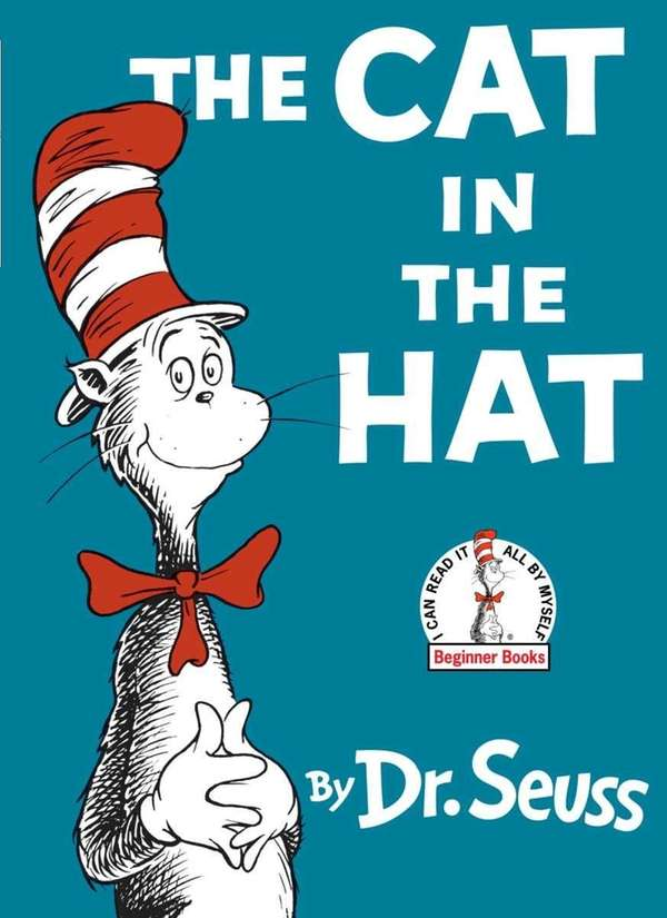 """The Cat in the Hat,"" Dr. Seuss (Random"