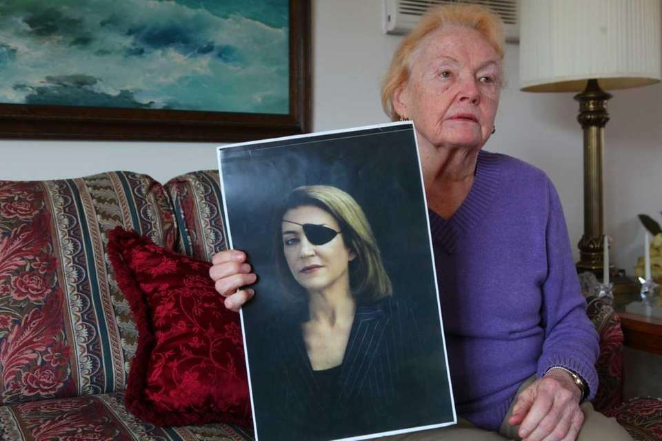 Rosemarie Colvin, mother of journalist Marie Colvin who