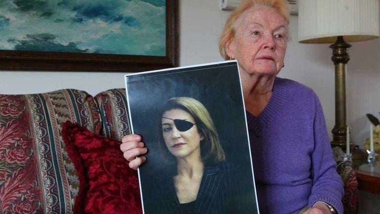 Rosemarie Colvin, mother of journalist Marie Colvin who