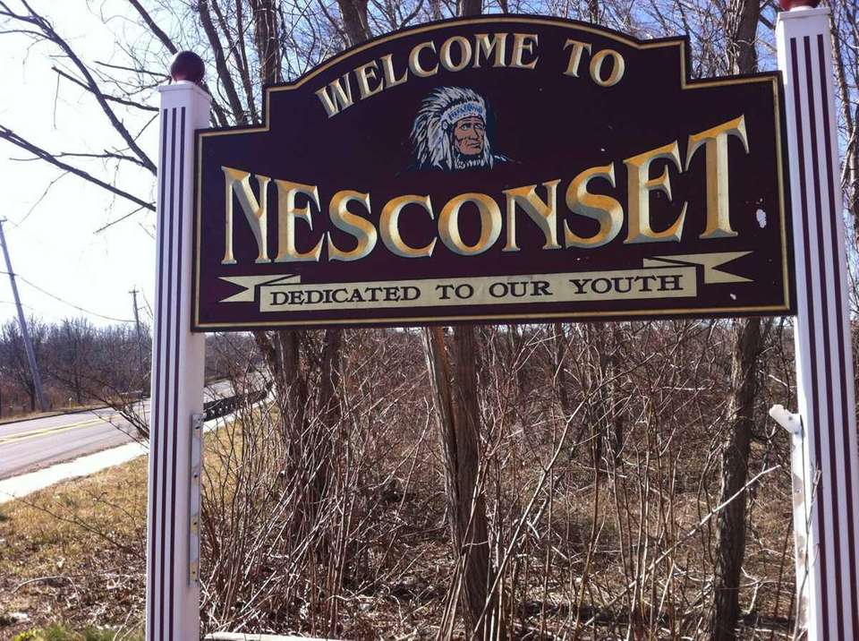 Nesconset is a hamlet in the Town of