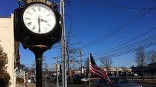 Main Street in Smithtown. (Feb. 20, 2012)