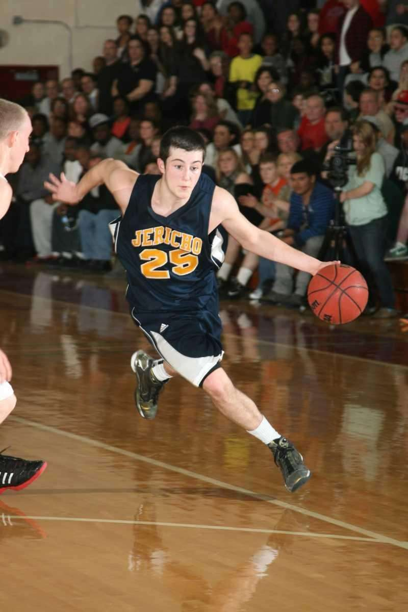 Jericho's Garrett Johnson scored 30 points during a