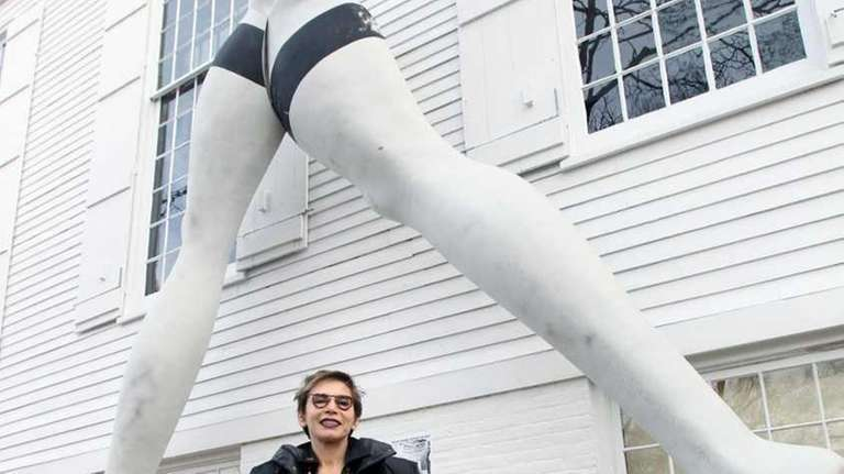 Ruth Vered wants Sag Harbor to legalize the