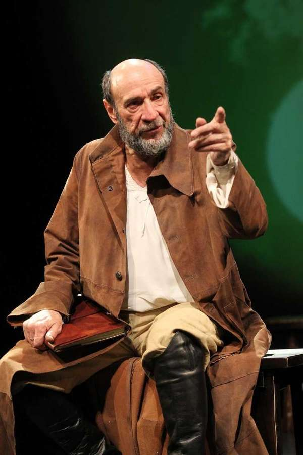 F Murray Abraham stars in broadway revival of