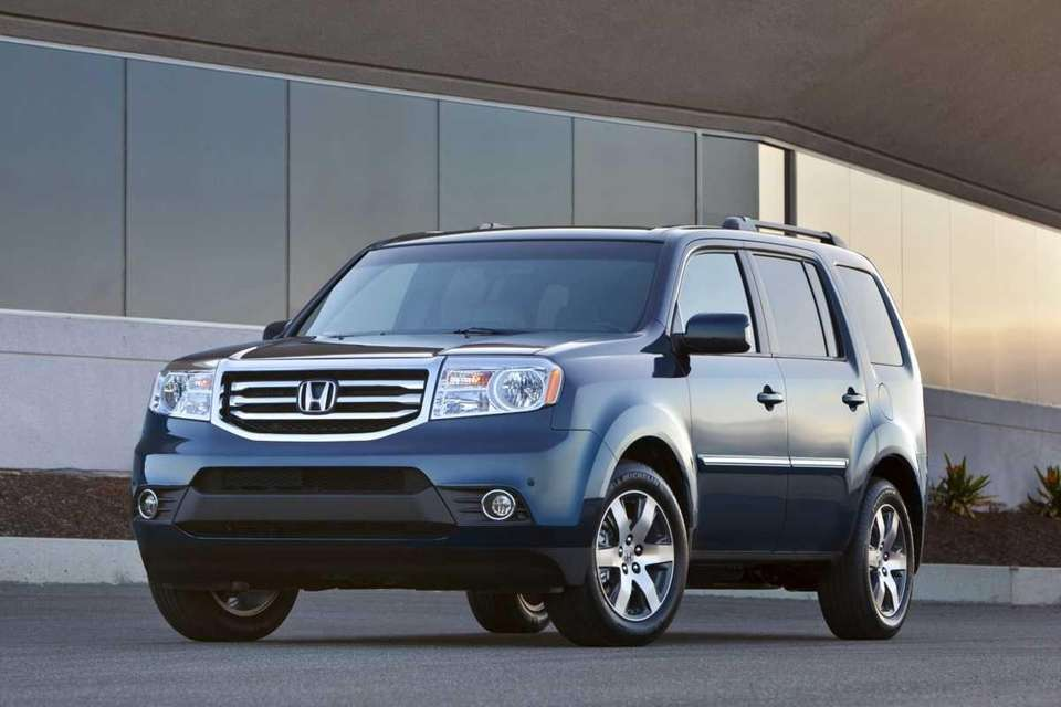2012 Honda Pilot Assembled: Lincoln, Alabama