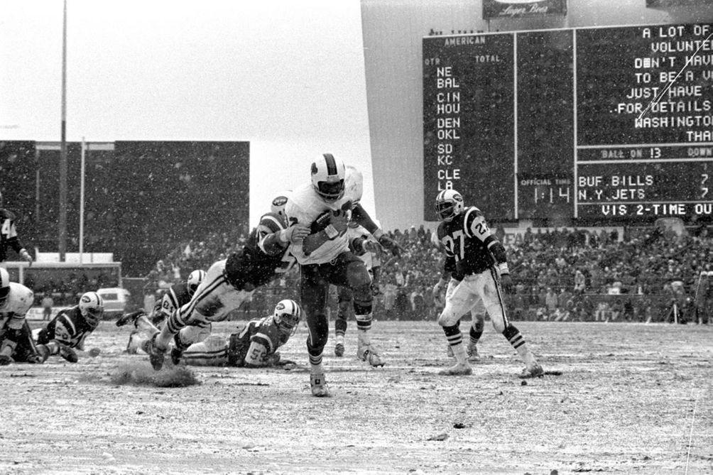 1969: O.J. SIMPSON, RB, Buffalo Bills In 1973,