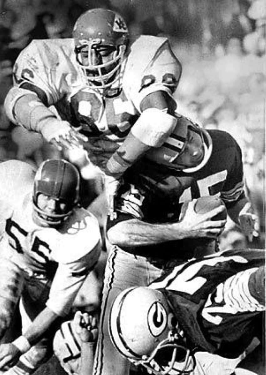 1963: BUCK BUCHANAN, DT, Kansas City Chiefs (AFL)