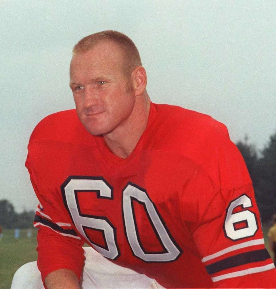 1966: TOMMY NOBIS, LB, Atlanta Falcons (NFL) A