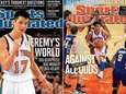Jeremy Lin on the Feb. 27, 2012 Sports