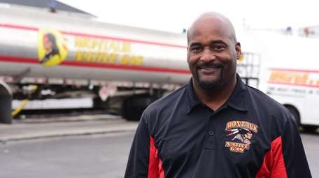 Andre Hardy, owner of Montauk Native gas station