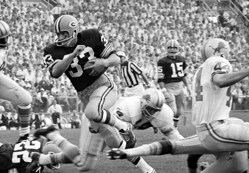 1966: JIM GRABOWSKI, RB, Miami Dolphins (AFL) Grabowski