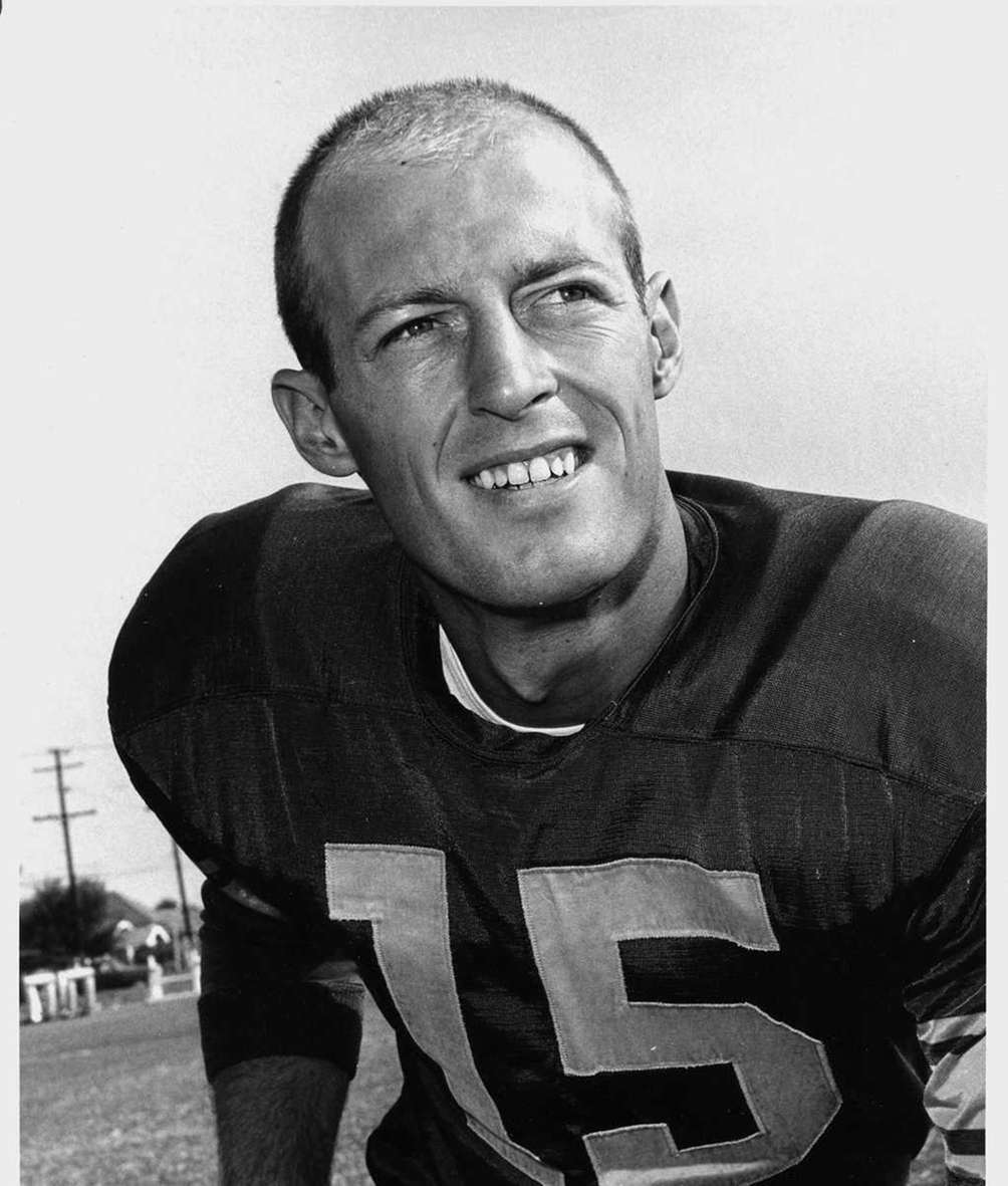1963: TERRY BAKER, QB, Los Angeles Rams (NFL)