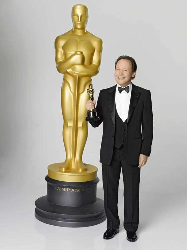 Billy Crystal serves as host for the 84th