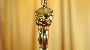 Overview of the Oscar statue at