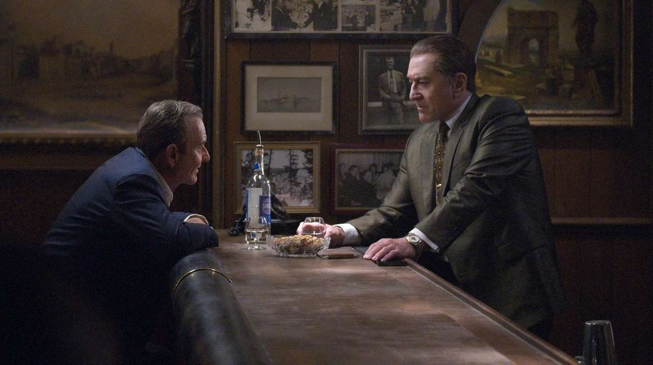 LI-filmed 'The Irishman' sets theatrical, Netflix release dates