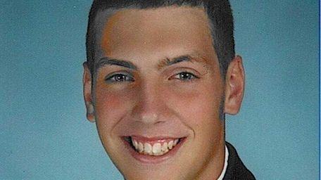 Justin Bakewicz, a Rocky Point High School senior,