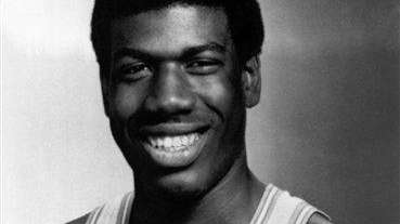Bernard King with the University of Tennessee.