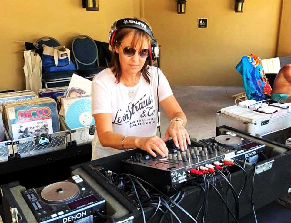 DJ Karin Ward has been a star on