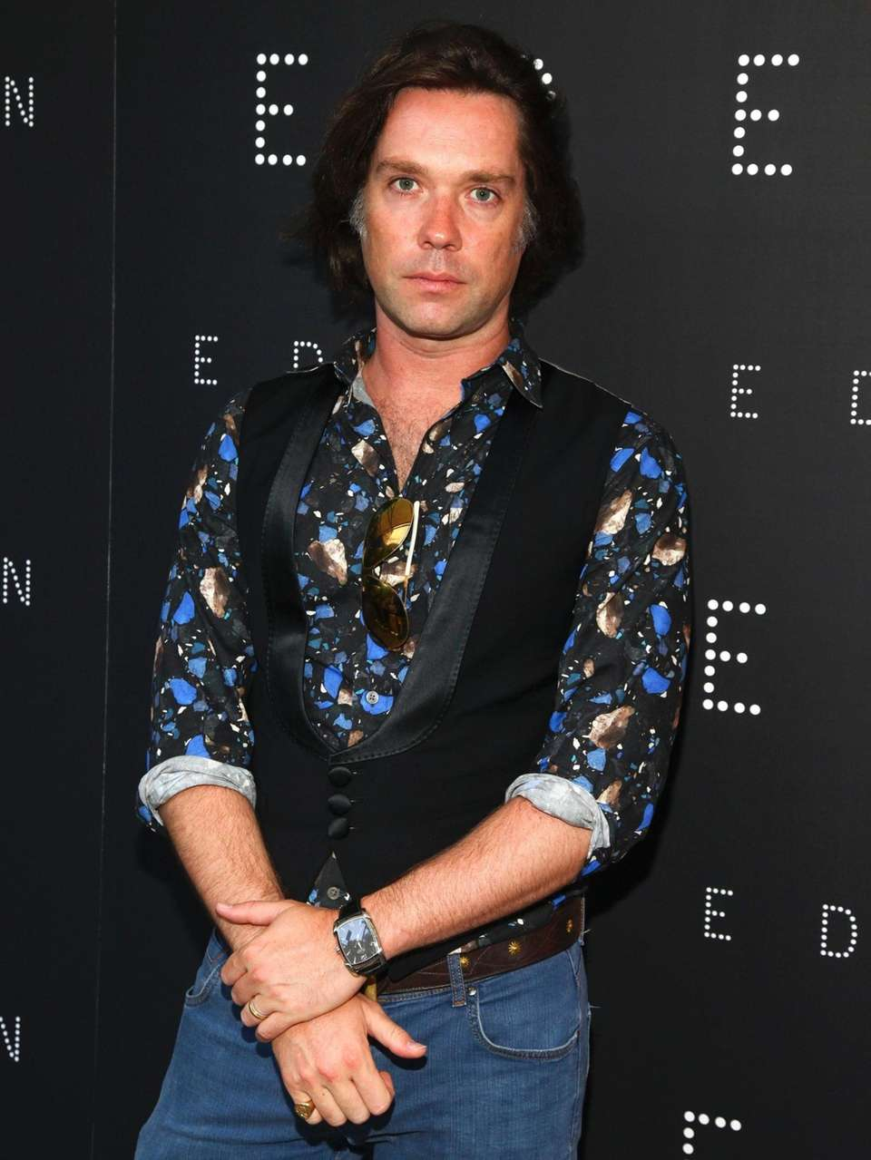Grammy Award-nominated singer-songwriter Rufus Wainwright (pictured) is back