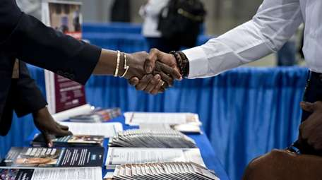 A key national jobs report is expected Thursday