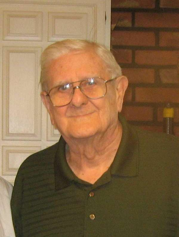 World War II veteran James Powers, 86, of