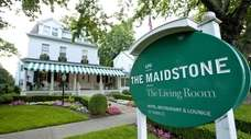 Once September rolls around, the Maidstone Hotel's weekend
